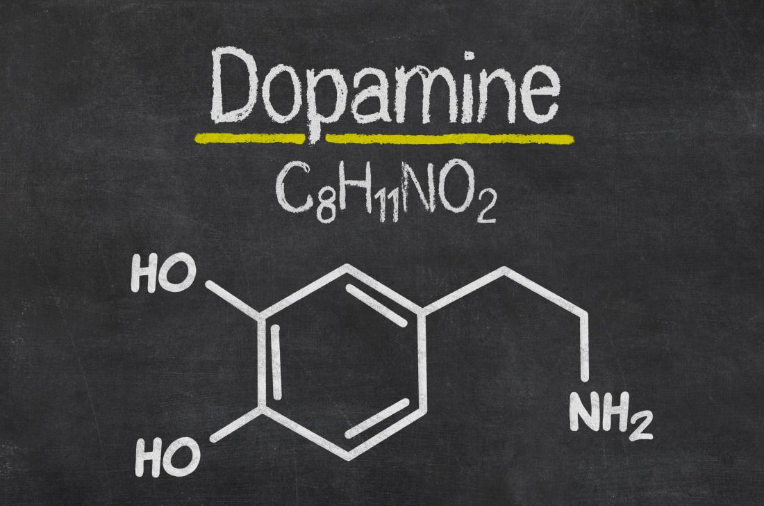 dopamine-chemical-structure